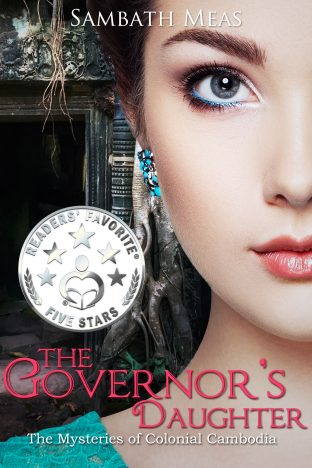 The Governors Daughter - Ebook Award Front